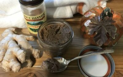 Autumn Spice Nut Butter